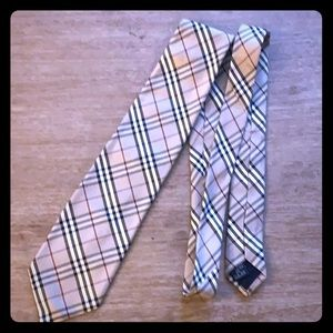 Burberry Nova Silk Tie